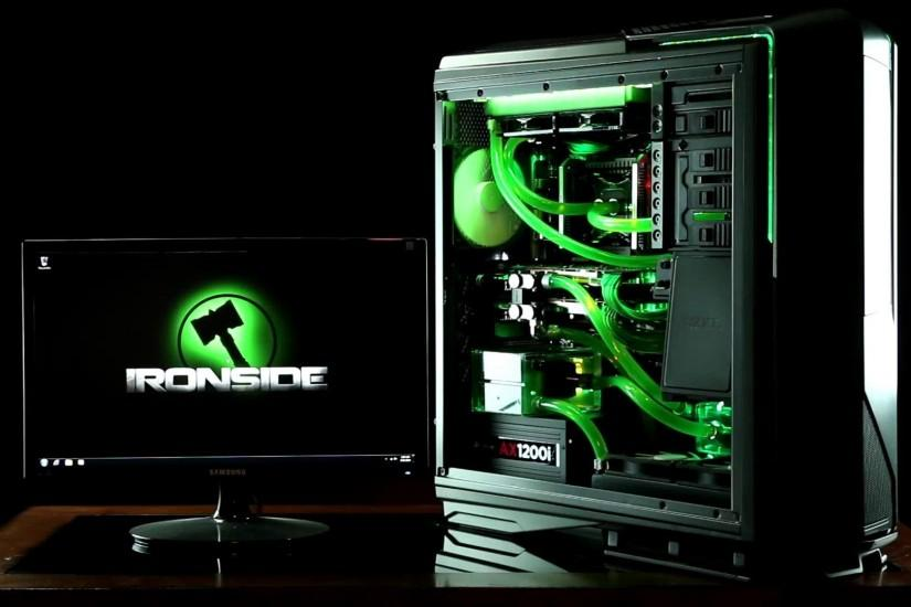 IRONSIDE GAMING computer desktop wallpaper | 1920x1080 | 401271 |  WallpaperUP