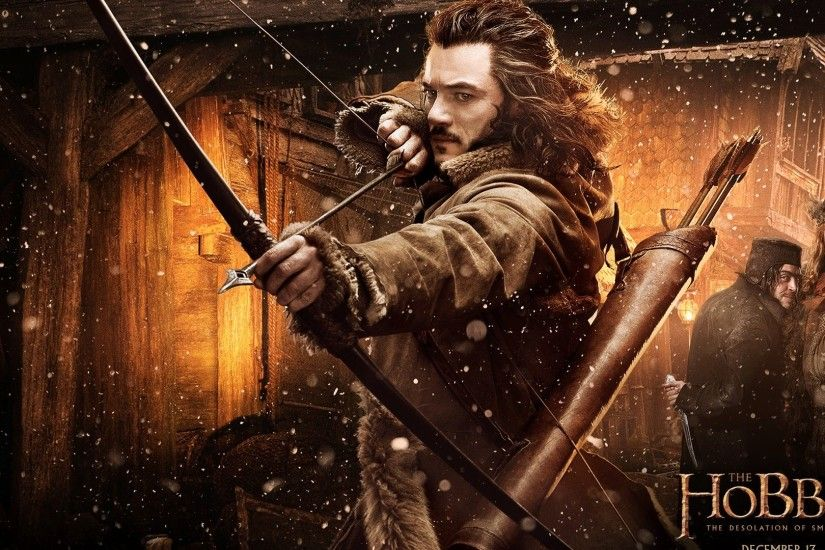 Preview wallpaper the hobbit the desolation of smaug, legolas, orlando  bloom 1920x1080