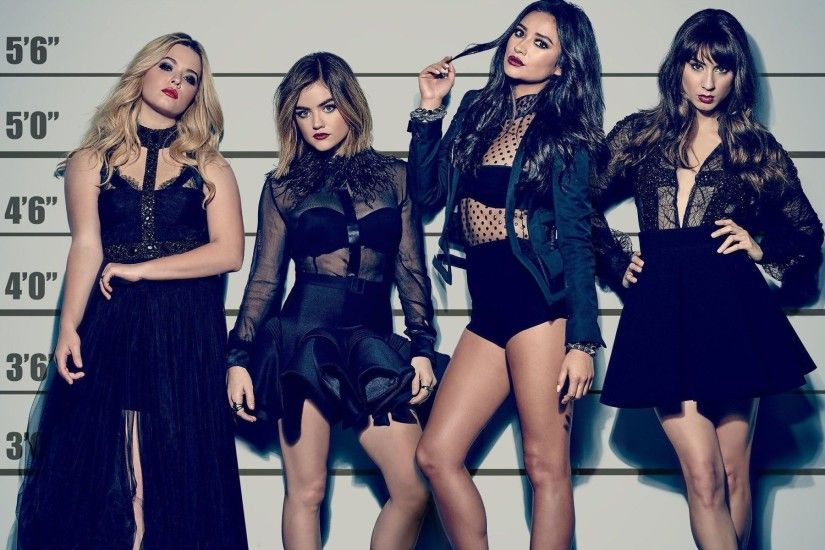 Pretty Little Liars Season 7 2016