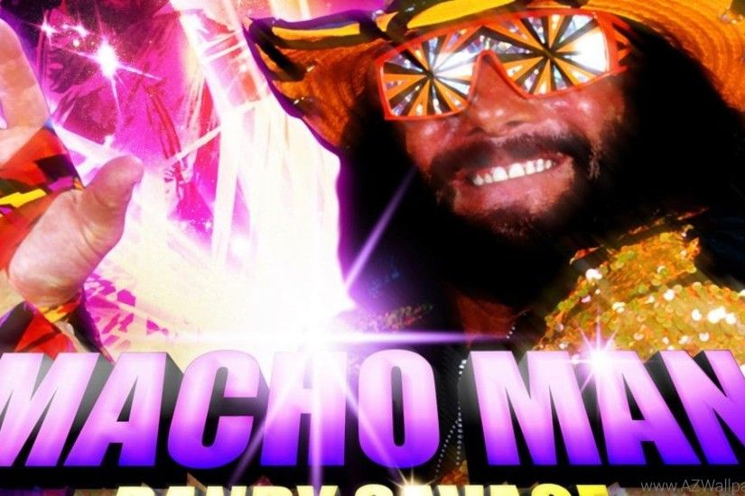 The Madness Macho Man Randy Savage Wallpapers (