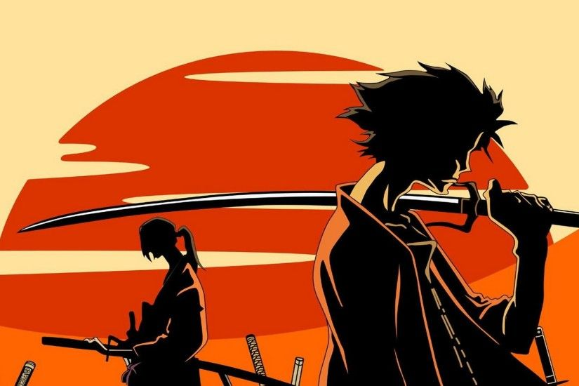 Photo Collection Hd Samurai Champloo Wallpapers