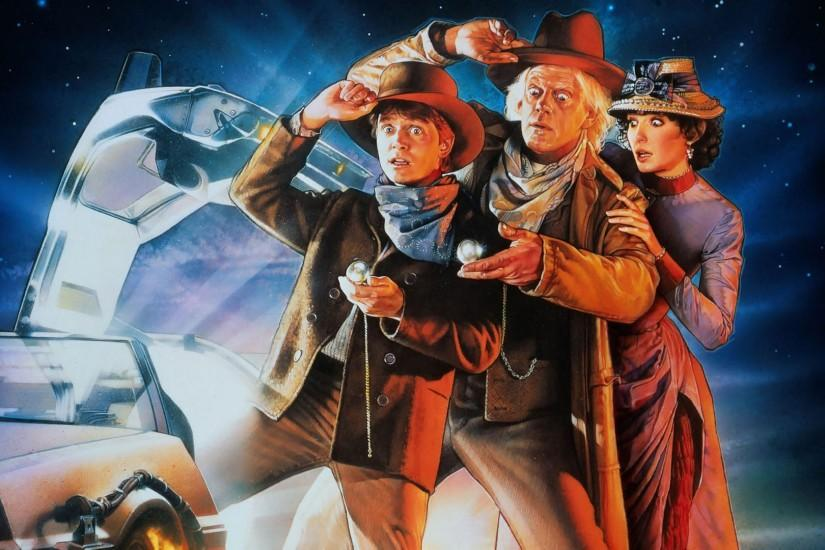 Movie - Back To The Future Part III Wallpaper
