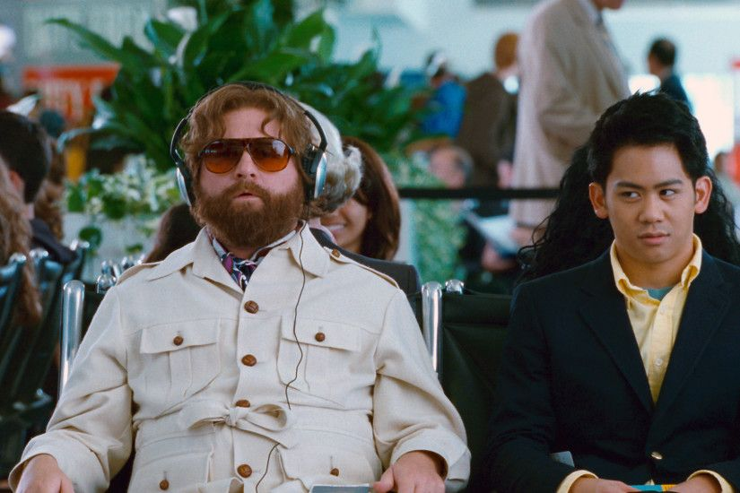 Here's the official synopsis for The Hangover ...