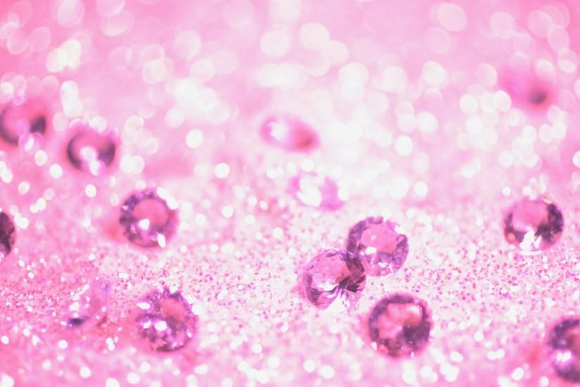 Crystals - Romantic Sparkling Backgrounds 1920*1200 NO.35 Wallpaper .