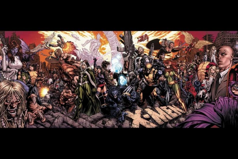 HD X Men Backgrounds - X Men Marvel Comics HD Wallpaper