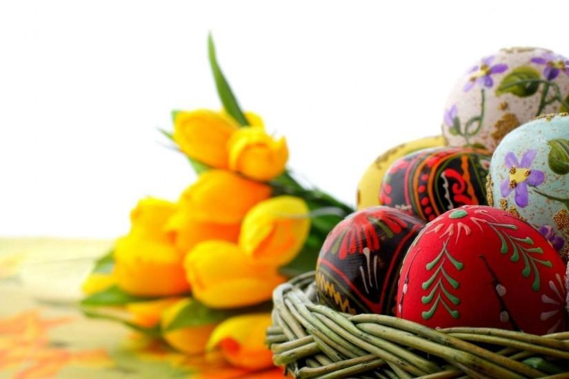 large easter background 1920x1080 for tablet