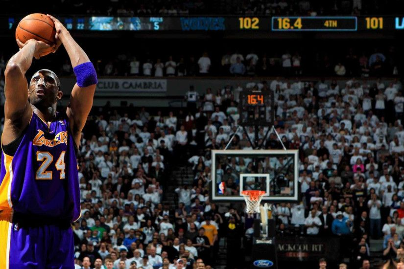 ... Nba basketball kobe bryant wallpaper hd backgrounds ...