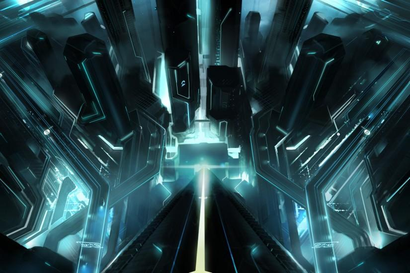 download tron wallpaper 2560x1440 windows 7