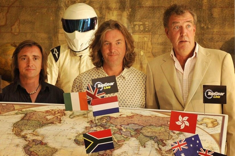 top gear jeremy clarkson jeremy clarkson richard hammond richard hammond  james may james may stig card