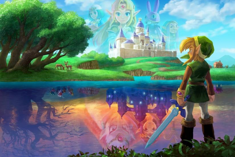 Before directing The Legend of Zelda: A Link Between Worlds, Hiromasa  Shikata worked on Nintendo Land. That's kind of a weird thing to do right  before ...