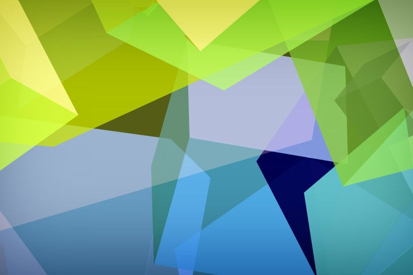 Abstract Geometric Colored Shapes desktop PC and Mac wallpaper .