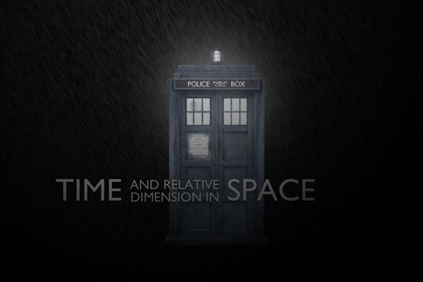 A Tardis Wallpaper I Made Today, Requests Welcomed.