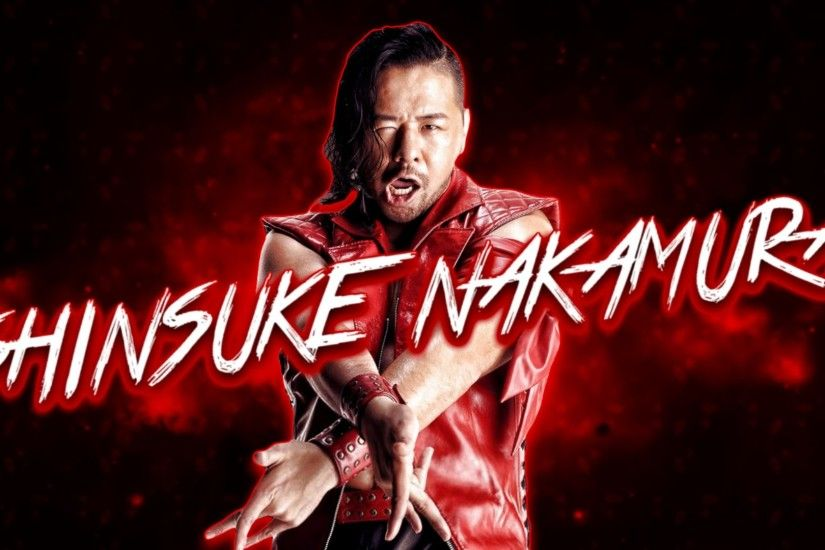 ... Shinsuke Nakamura WWE 2K18 Cover Wallpaper by AmbriegnsAsylum16 on .