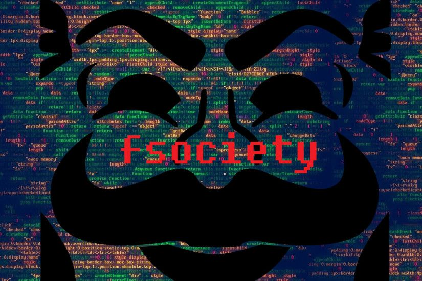 fsociety from /r/MrRobot ...