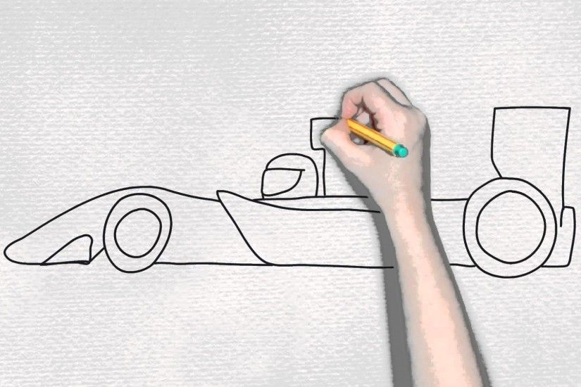Collection Car Sketches Wallpapers Pictures Shohaminc Here some images of  cool drawings of cars made with pencil 1920x1080