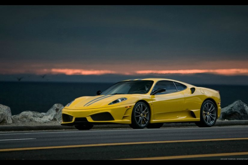 Ferrari F430 Scuderia HD Wide Wallpaper for Widescreen (62 Wallpapers)