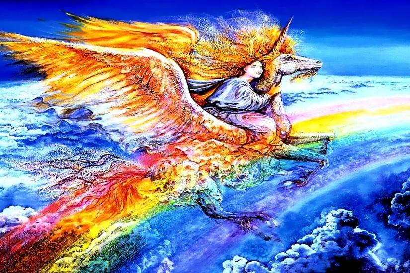 Wallpapers Unicorn Colorful tumblr | HD Wallpaper