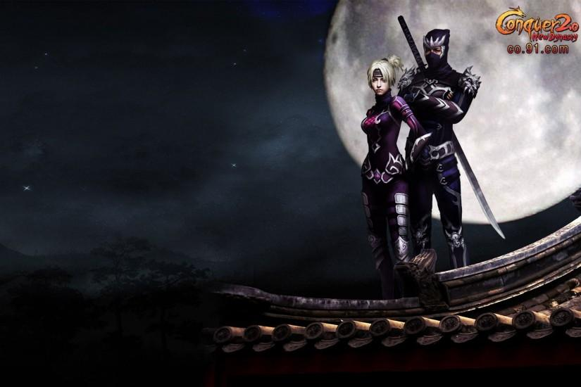 widescreen ninja wallpaper 1920x1200