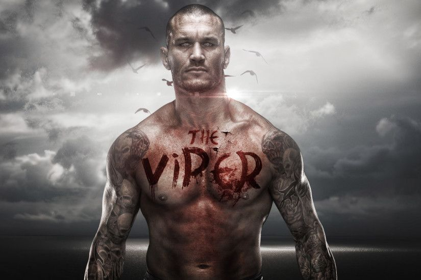 Randy Orton - Wallpaper by BillelBe Randy Orton - Wallpaper by BillelBe