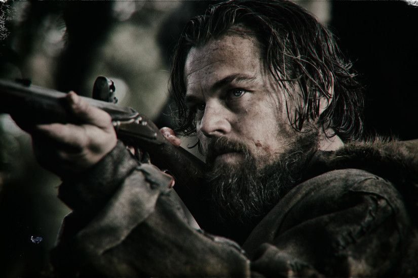 Movie - The Revenant Leonardo Dicaprio Wallpaper