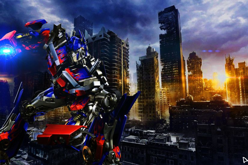 High Definition Creative Transformers 2 Optimus Prime Pictures