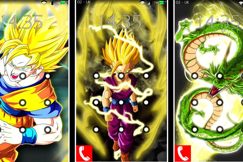 Dragonball Cell Phone Wallpapers by Boeingfreak Dragonball Cell Phone  Wallpapers by Boeingfreak