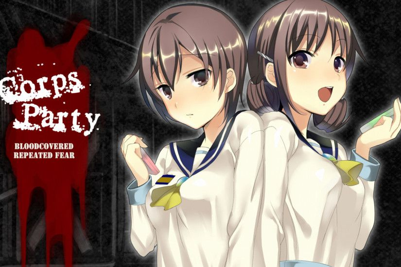 Corpse party wallpaper HD 2016