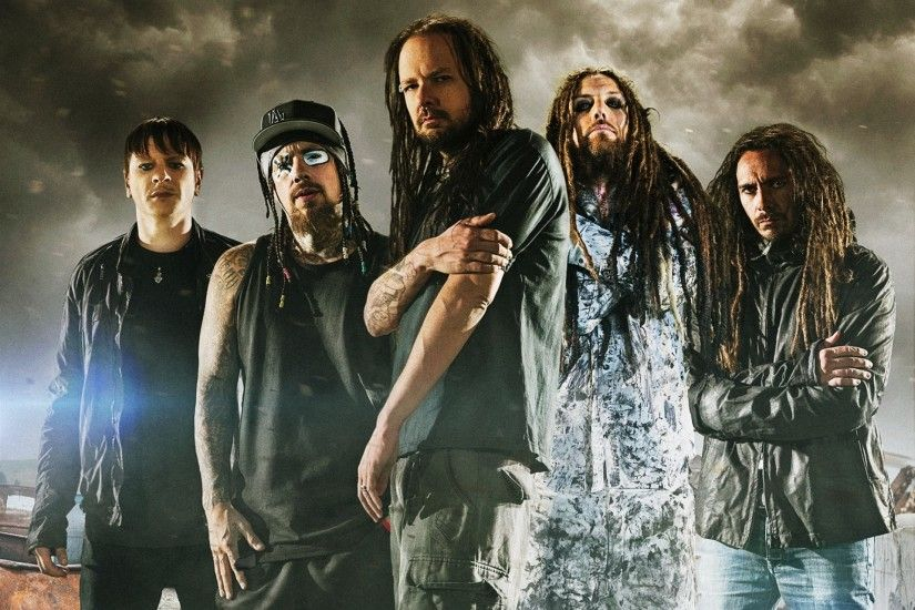 korn nu metal music corn nu- metal music jonathan davies monkey field ray  luzier head