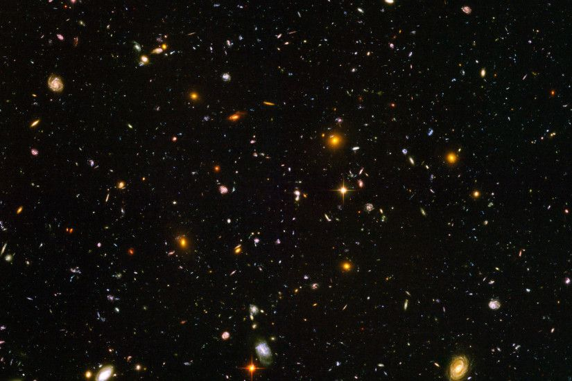 Hubble Deep Field Wallpaper - WallpaperSafari Wallpapers Hubble (74  Wallpapers) – HD Wallpapers ...