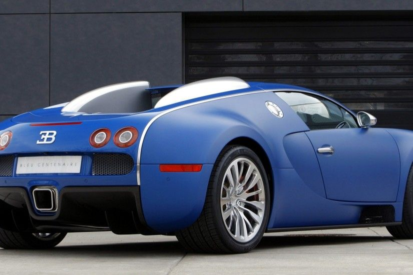 Fresh HD Wallpapers with cool shots of Bugatti