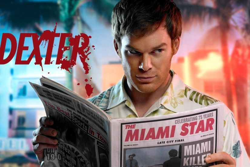 TV Show - Dexter Michael C. Hall Dexter (TV Show) Dexter Morgan Wallpaper