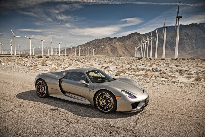 2015 Porsche 918 Spyder Instrument Gauges Photo 9