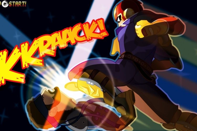 Captain Falcon Wallpaper Falcon Punch ! | Anime Wallpaper HD | Pinterest |  Falcons