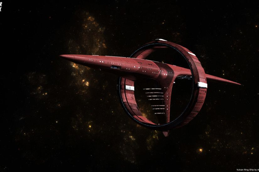 Star Trek Vulcan Ships wallpaper - 910851