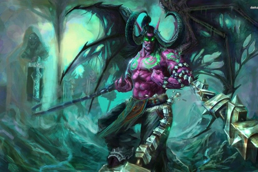 Images Of Illidan Stormrage