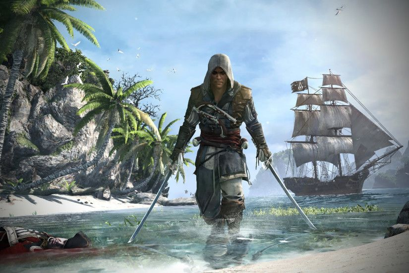 Assassin's Creed 4 Black Flag Wallpaper · HD Wallpapers