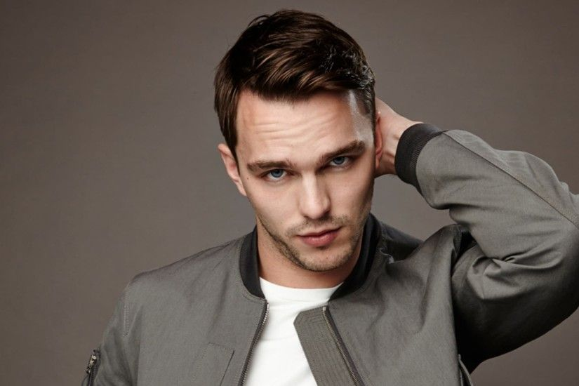 Nicholas Hoult Wallpapers Hd