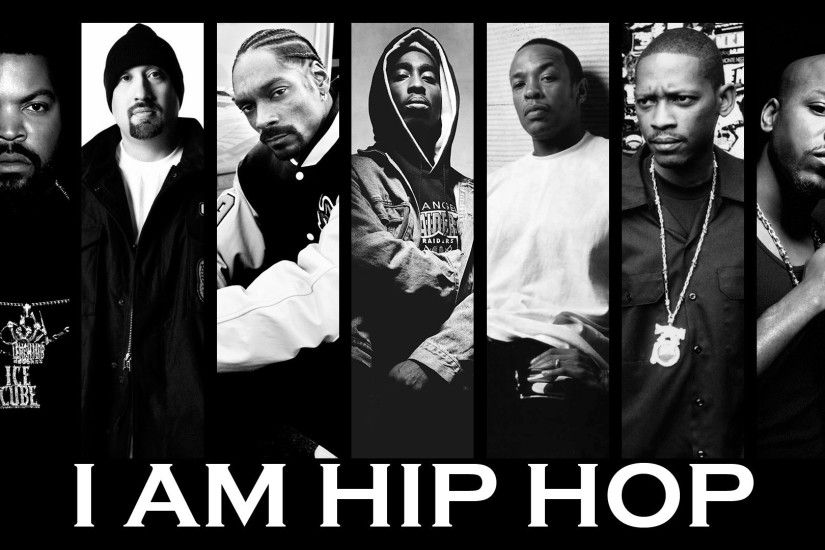 I am Hip Hop wallpaper
