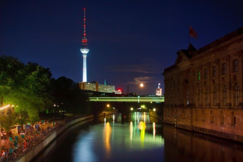A Summer Night In Berlin
