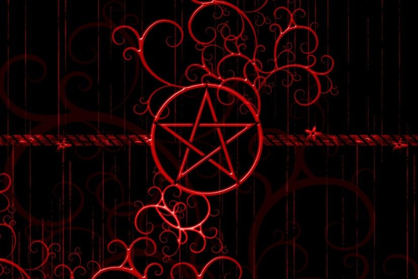 occult wallpaper, Beowulf London 2017-03-10