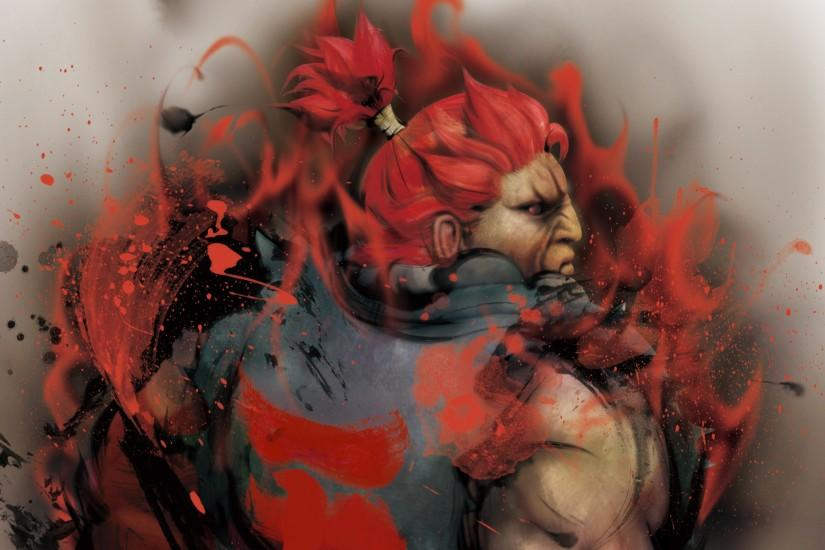 11 Akuma (Street Fighter) HD Wallpapers | Backgrounds - Wallpaper Abyss