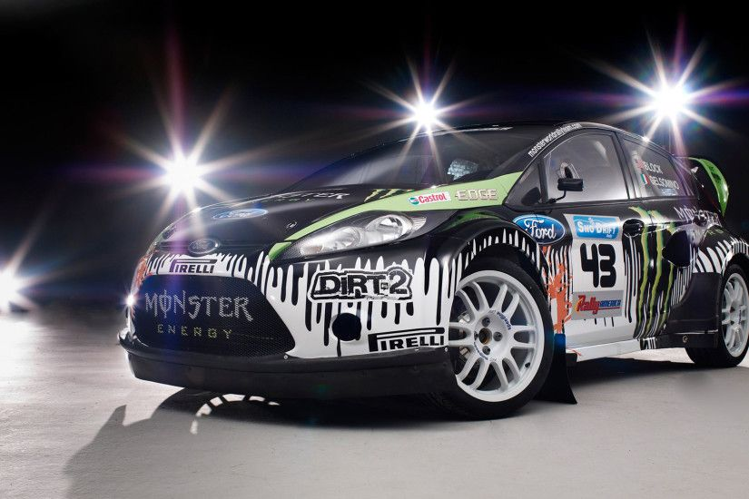 Ford Fiesta Monster Energy Wallpaper – 1080p HD Wallpaper