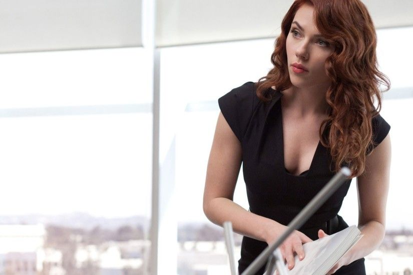 Download. Â« Scarlett Johansson Avengers Wallpaper for Home