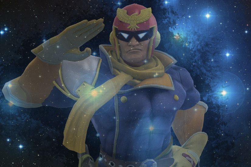 Captain Falcon Wallpaper