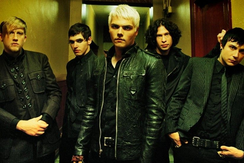 Music - My Chemical Romance Wallpaper