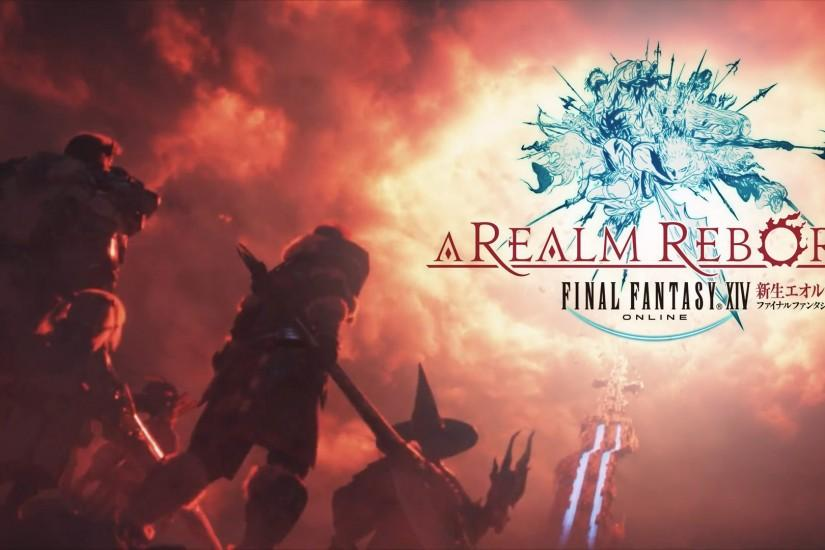 Wallpaper from Final Fantasy XIV: A Realm Reborn