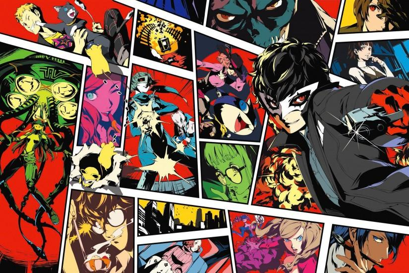 popular persona 5 wallpaper 2623x1728 photo