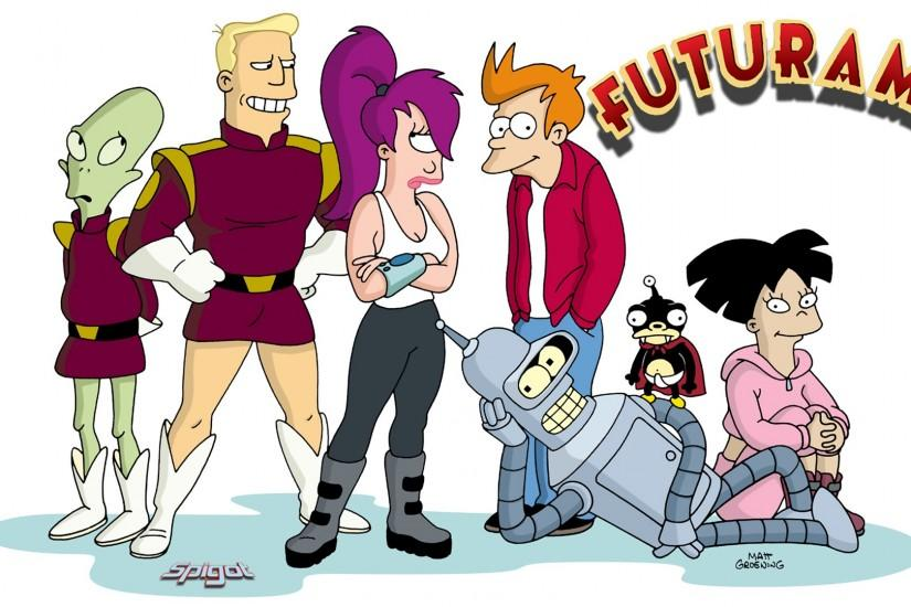 best futurama wallpaper 1920x1080