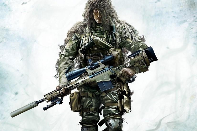 download free sniper wallpaper 1920x1080 for mobile
