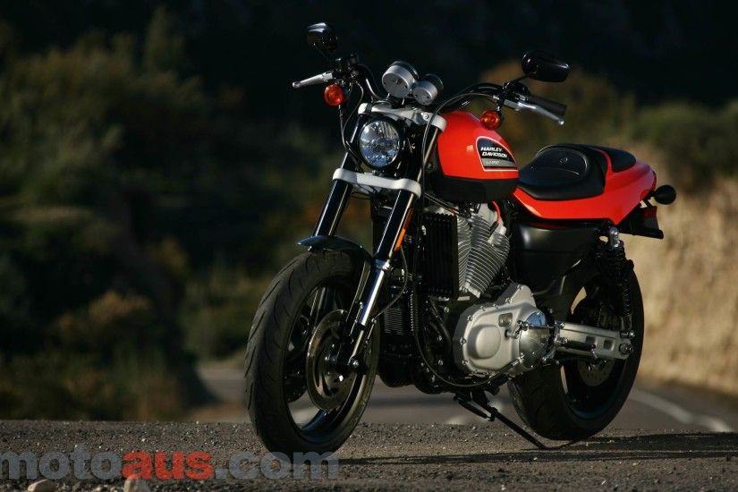 Harley Davidson XR1200 Widescreen Images
